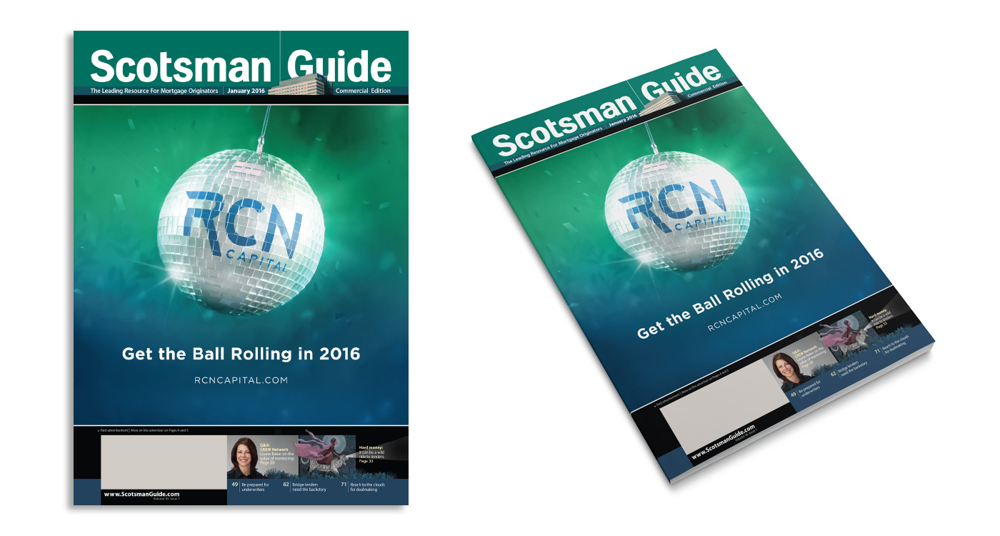 RCN Capital January 2015 Scotsman Guide Cover